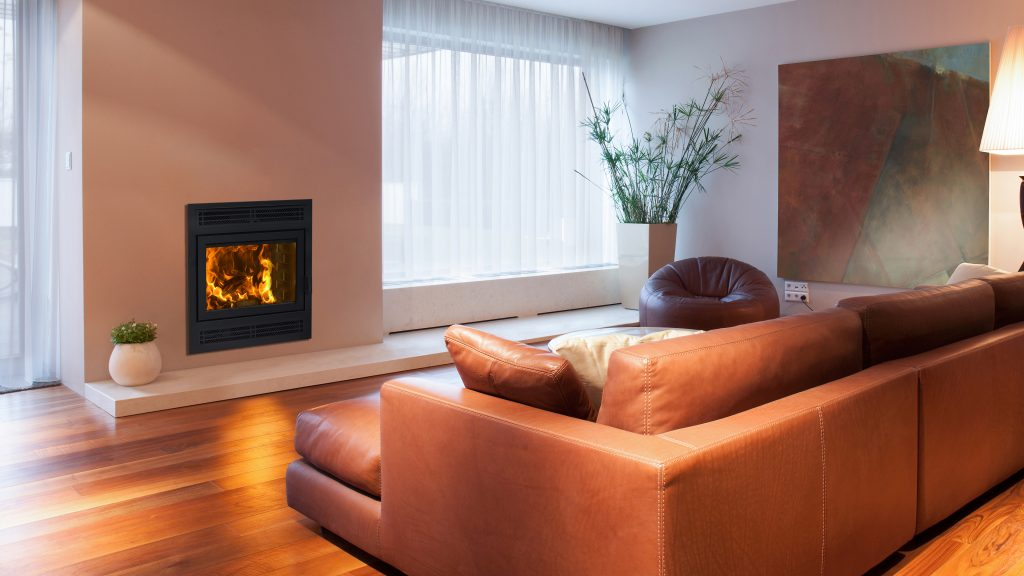 astrid high efficiency fireplace