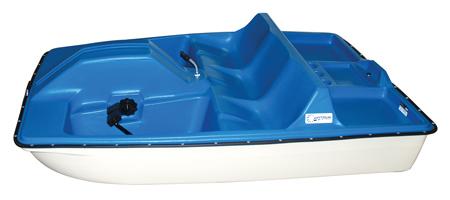 contour pedal boat