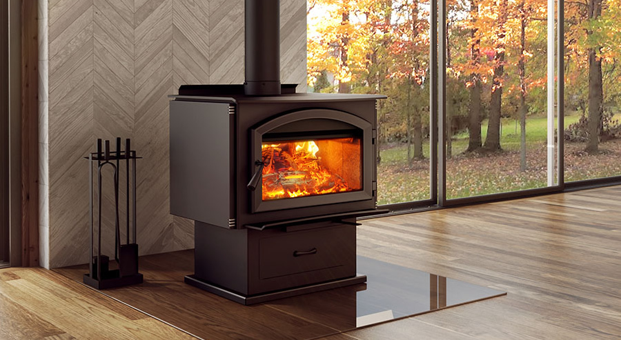 enerzone 3.5 wood burning stove