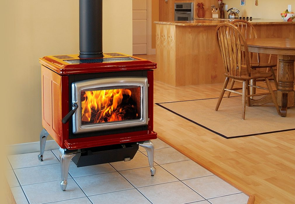 super classic wood stove by pacific energy